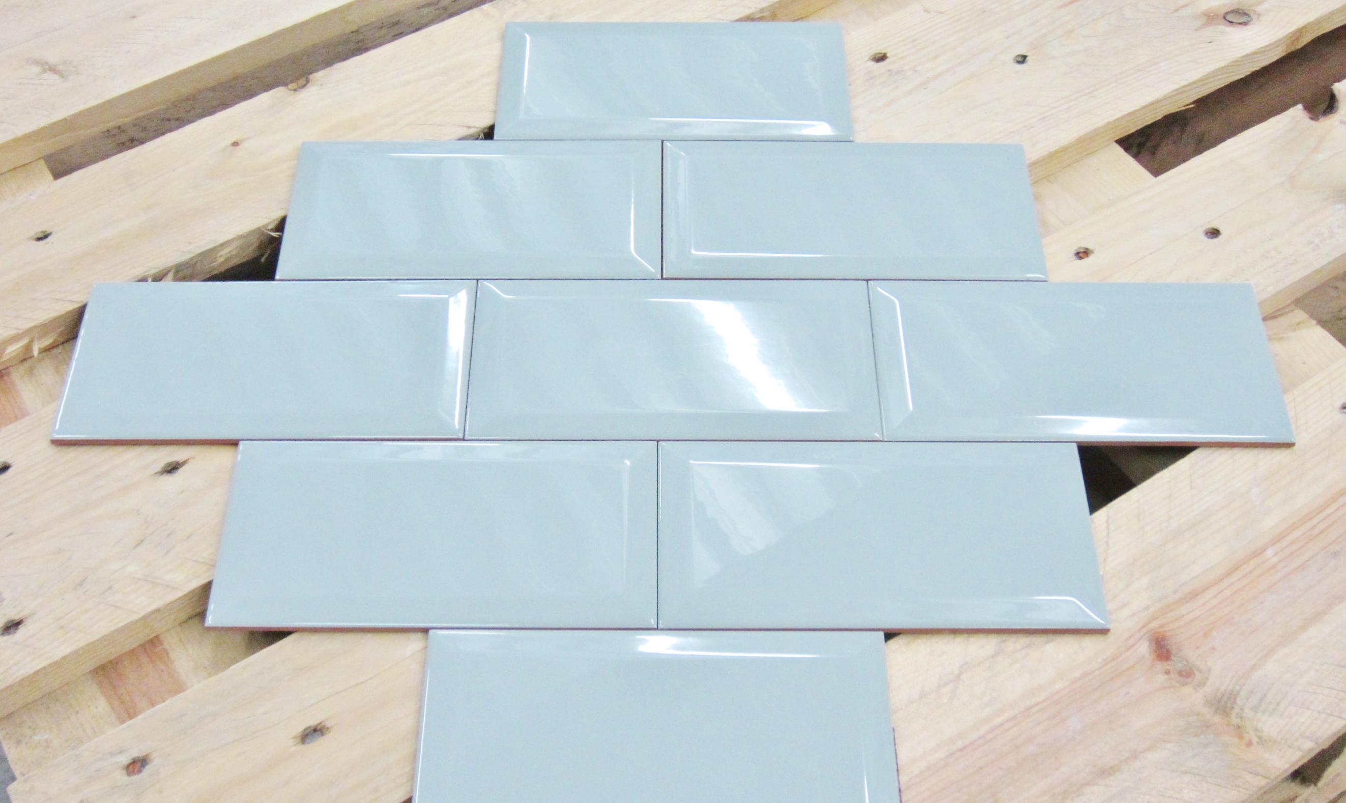 Metro tegels groen alga 10 x 20 webshop vloertegels wandtegels - Metro vloertegels ...