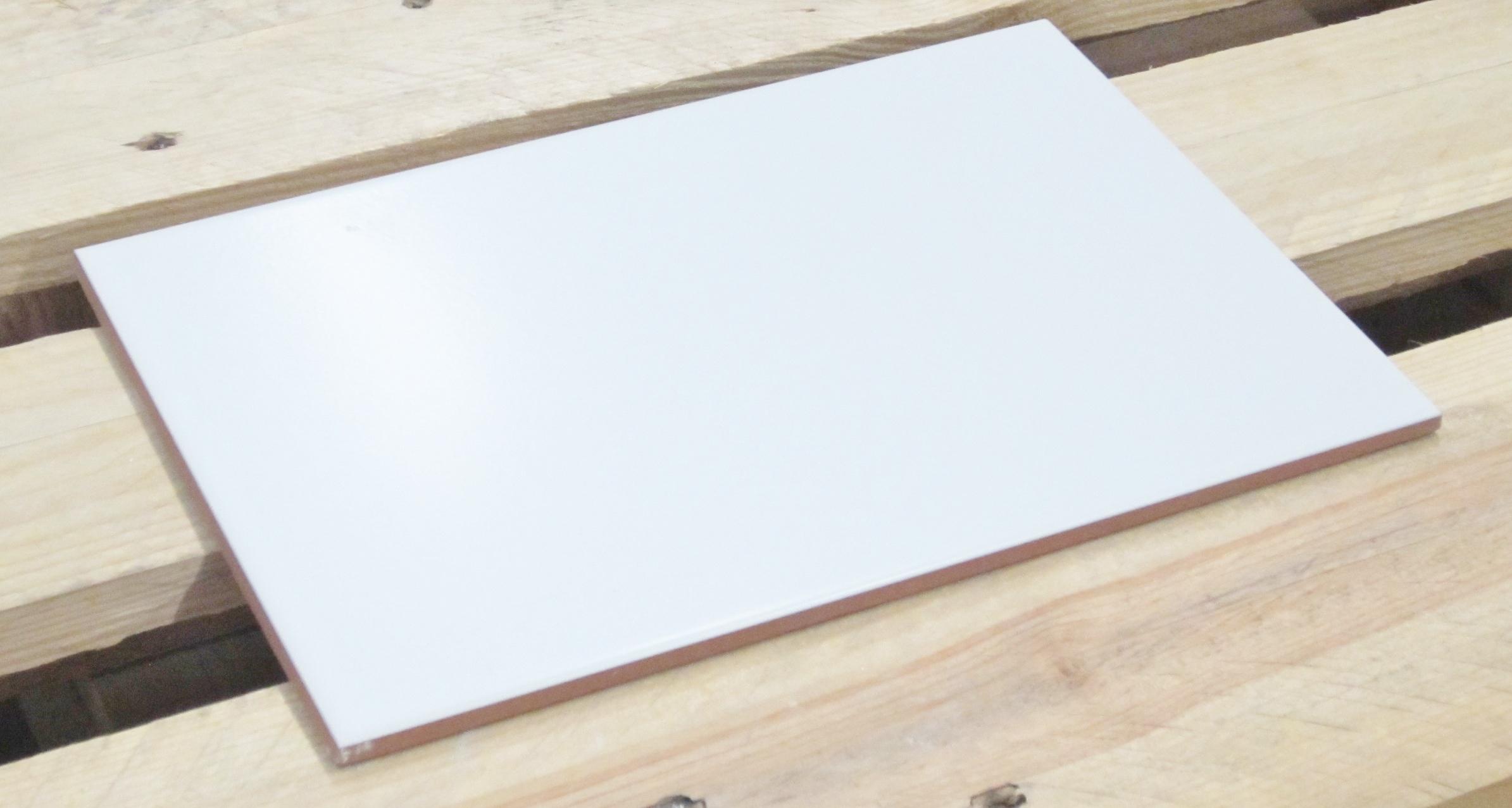 Metro Tegel Mat : Wit mat webshop vloertegeloutlet vloertegels